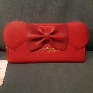 NWT Disney Minnie Wallet